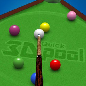 jeu 3D Quick Pool