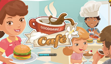 jeu Goodgame Café en on line