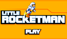jeu Little Rocket Man