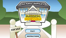 jeu Mansion impossible