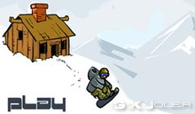 jeu Snow Board Stunts