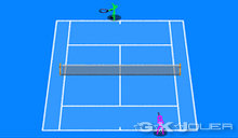 jeu Stick Man Tennis