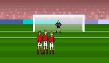 jeu Super World Cup Free Kick