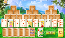 jeu Tri Towers Solitaire