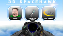 jeu 3D Space Hawk
